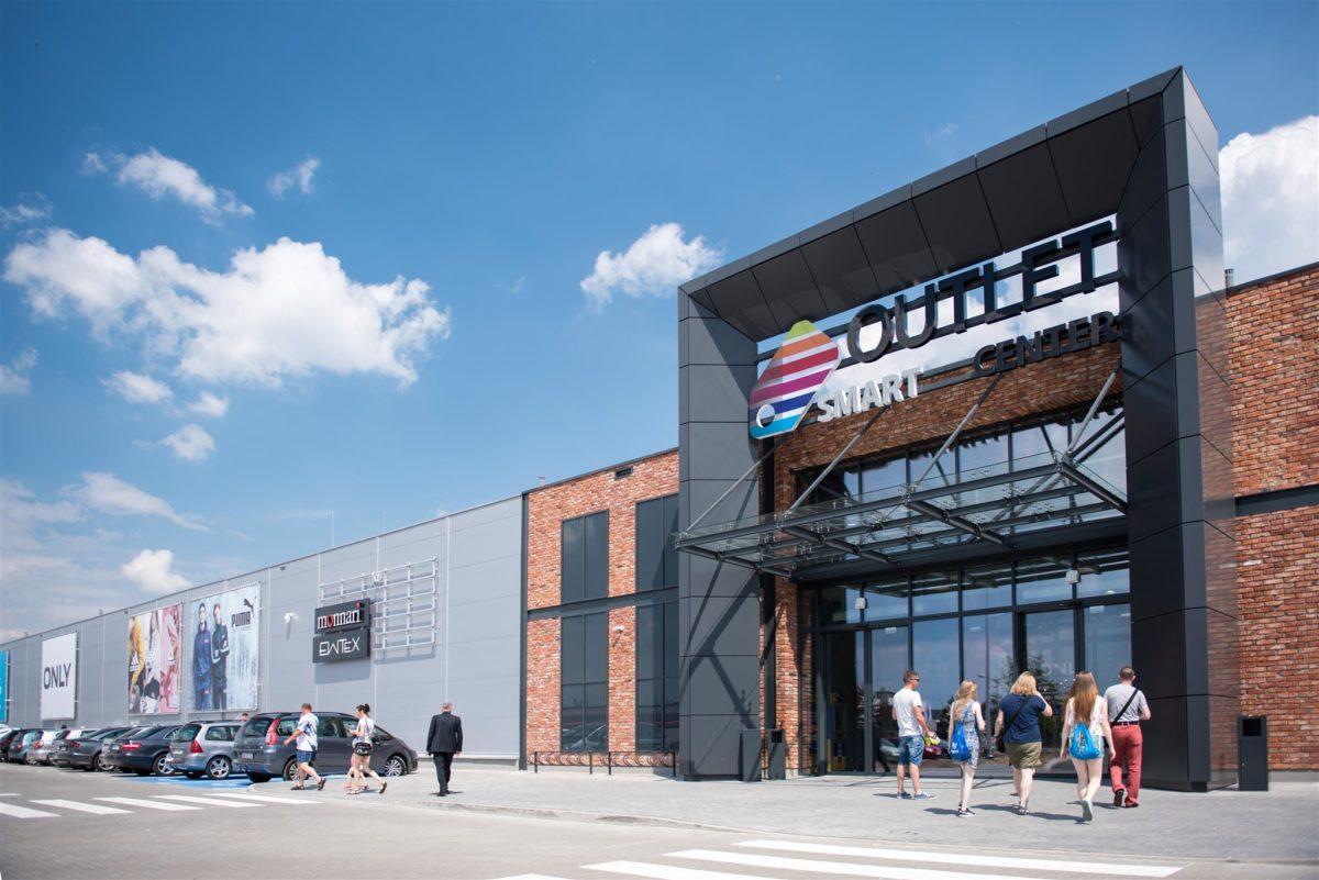 Smart Outlet Center Bydgoszcz